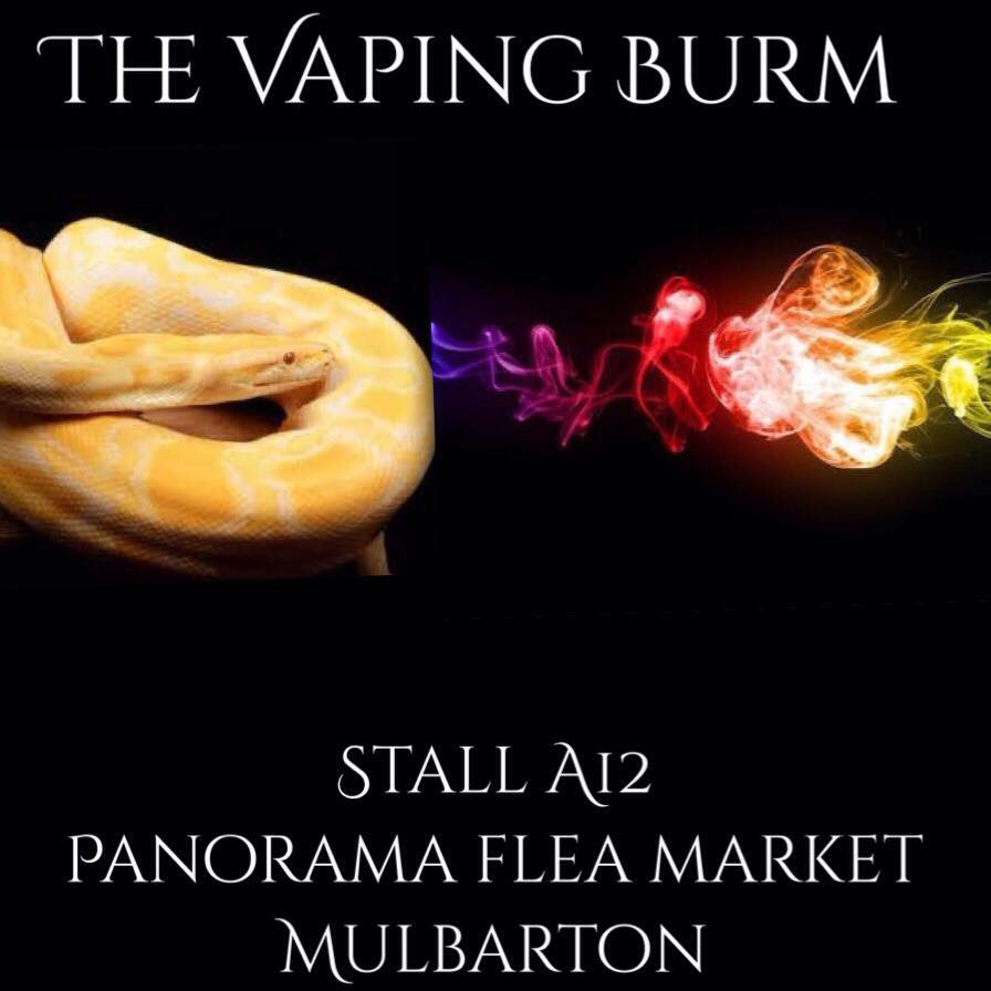 The Vaping Burm